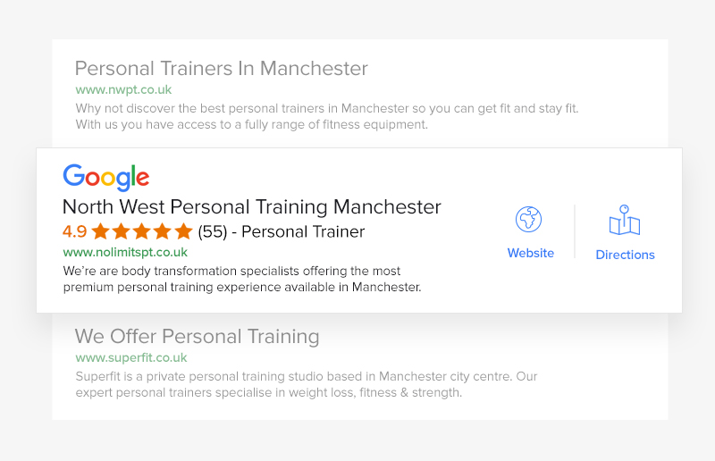 SEO for Fitness Professionals